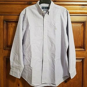Ralph Lauren Men's Classic Fit Button Down